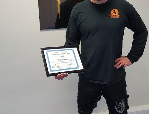Instructor of the Year with Certification