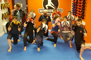 Warrior Arts and Fitness - Teen Classes