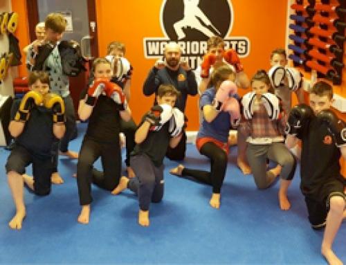 Warrior Teens