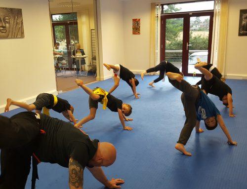 Warrior Junior Classes #1