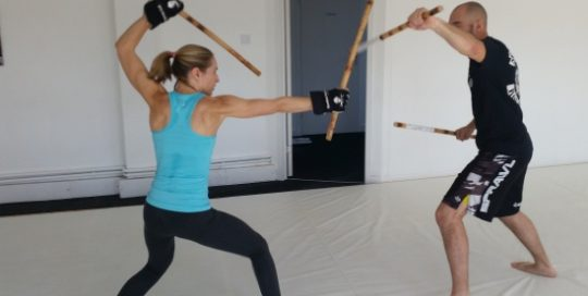 Warrior Arts and Fitness - Stick Fighting