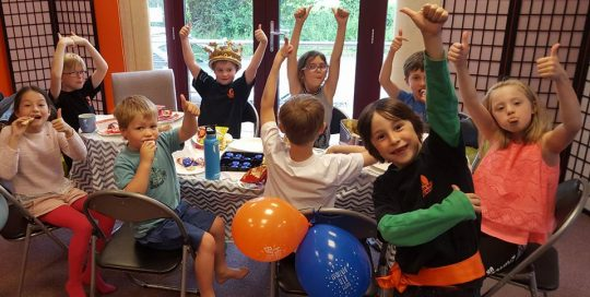 Warrior Arts and Fitness - Kids Party