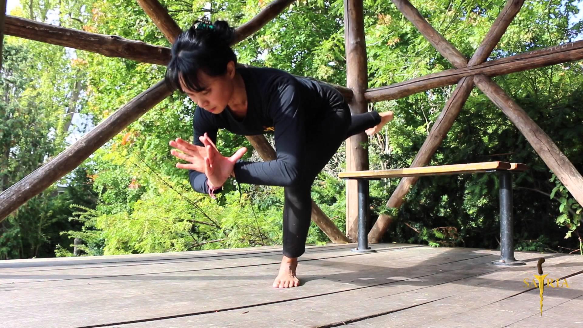 Satria Yoga And Conditioning - Laarni Benitez